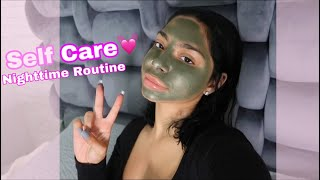 Calm Night Routine | aesthetic, relaxing self-care evening routine 2021