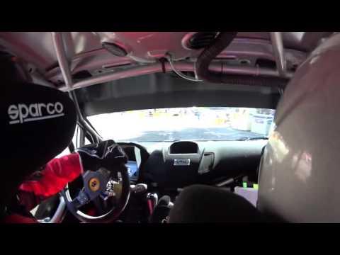 Eduardo Dominguez - Dailos González FORD FIESTA R5 on Board. Rally Isla Tenerife 16,