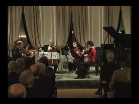 Beethoven - Piano Concerto No. 4 (Chamber version)...