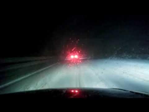 Live dialnica D1 Poprad-Janovce - sneh a plac