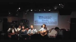 2009年9月20日、神田イゾルデでのライブより。「センチメンタルシティー...
