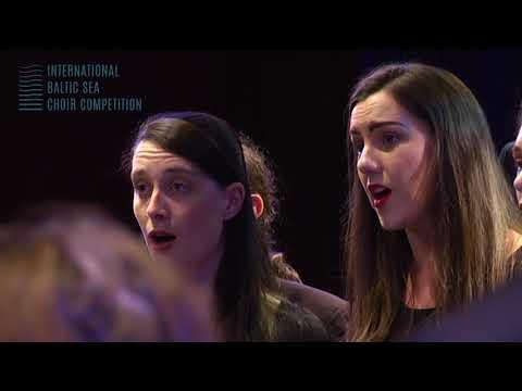 Stetit Angelus by Giovanni Pierluigi da Palestrina, New Dublin Voices, IBSCC Free Competition