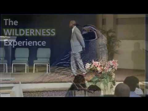"Elvin Bridges: ""The Wilderness Experience"" ~ The Sanctuary Diet & The Redemption Plan"