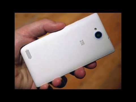 Review ZTE Kis 3 Max Unboxing [ Official Video ]