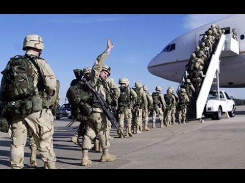 American Troops Headed For Syria