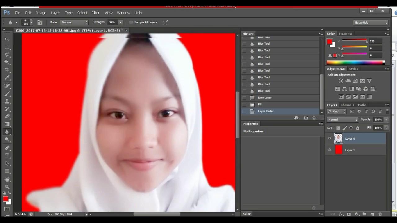 30+ Trend Terbaru Cara Edit Foto Dengan Photoshop Cs5 ...