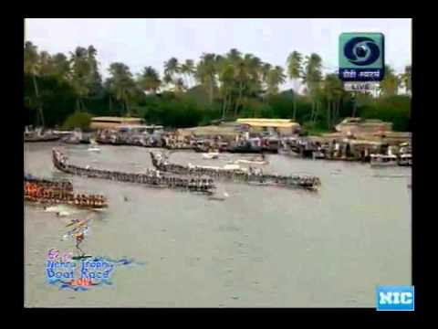 Nehru Trophy Boat Race 2014 Final