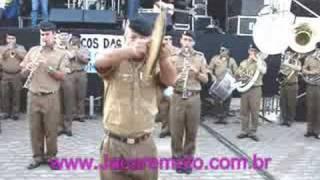 Apresentação da Banda da PMMG (Policia Militar)