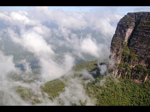 The lost worlds of Venezuela