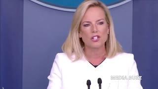 Kirstjen Nielsen White House Press Briefing 8/2/18