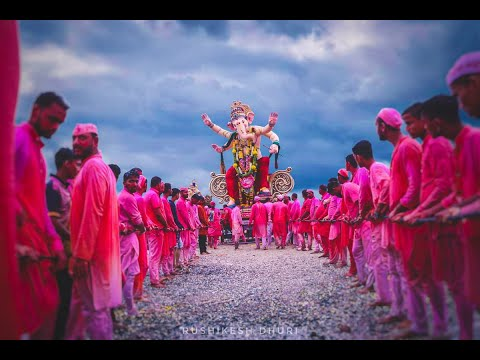 Morya Morya Official Song | Vijayanand Music | Ganesh Utsav