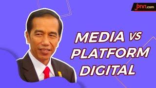 Peringatan HPN 2020, Jokowi Segera Buat Regulasi Media Massa Digital - JPNN.com