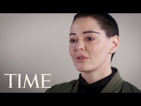 Rose McGowan: 'We're Running Out Of Time. I Don't Have Time To ...