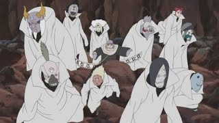 Chiyo - Ten Chikamatsu puppets | English SUB | Episode 26 | [Naruto] | [HD]
