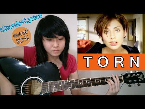 Natalie Imbruglia - Torn (acoustic cover KYN) + CHORDS + LYRICS