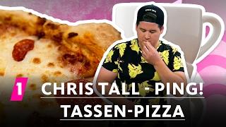 PING! – Die Mikrowellenshow mit Chris Tall: Tassen-Pizza