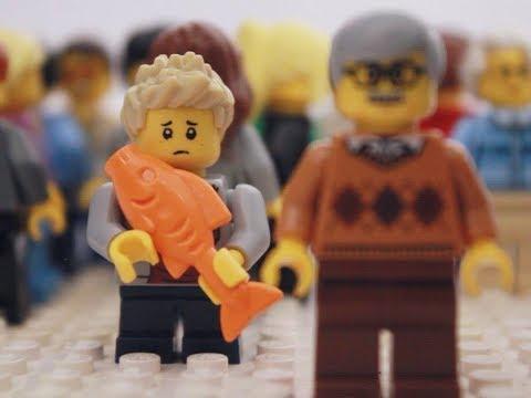 The LEGO House - Fish Tank
