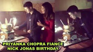 Priyanka Chopra Celebrate Fiance Nick Jones Birthday