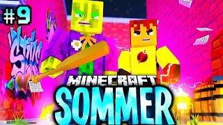 WIR werden SUPERSCHURKEN?! - Minecraft Sommer #09 [Deutsch/HD]