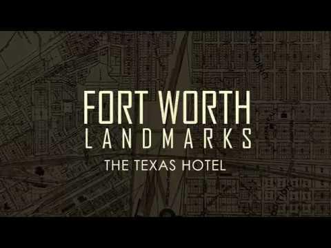Fort Worth Landmarks - Hotel Texas