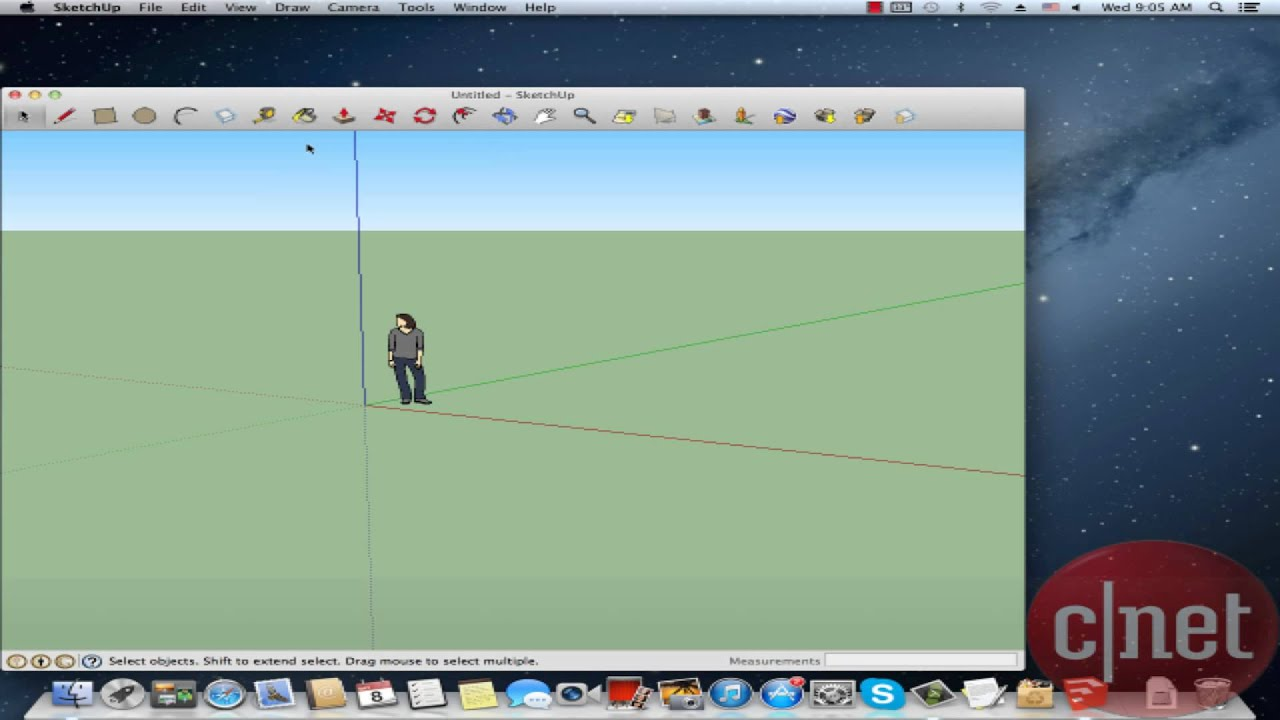 SketchUp for Mac - Create and upload 3D models - Download Video Previews