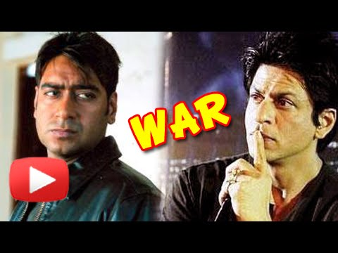 Ajay Devgn Not Interested To Wish Shahrukh Khan On His Birthday 2014 Mp3