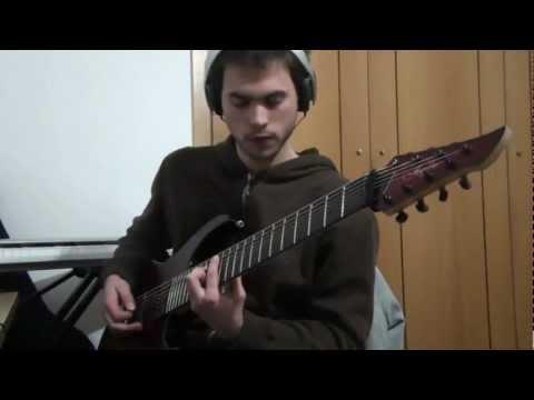 Nero - Promises (Skrillex & Nero Remix) Guitar Cover
