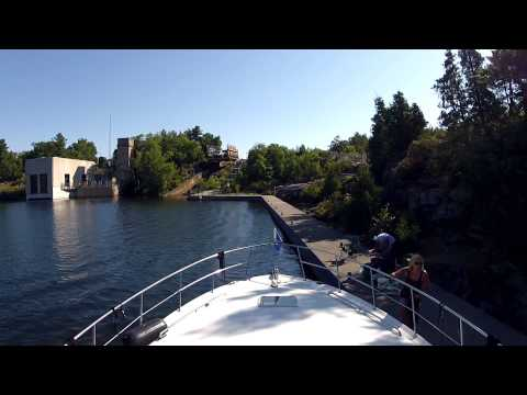 Severn River To Big Chute Marine Railway - Sit Back Sunday Gopro Boat Cruise