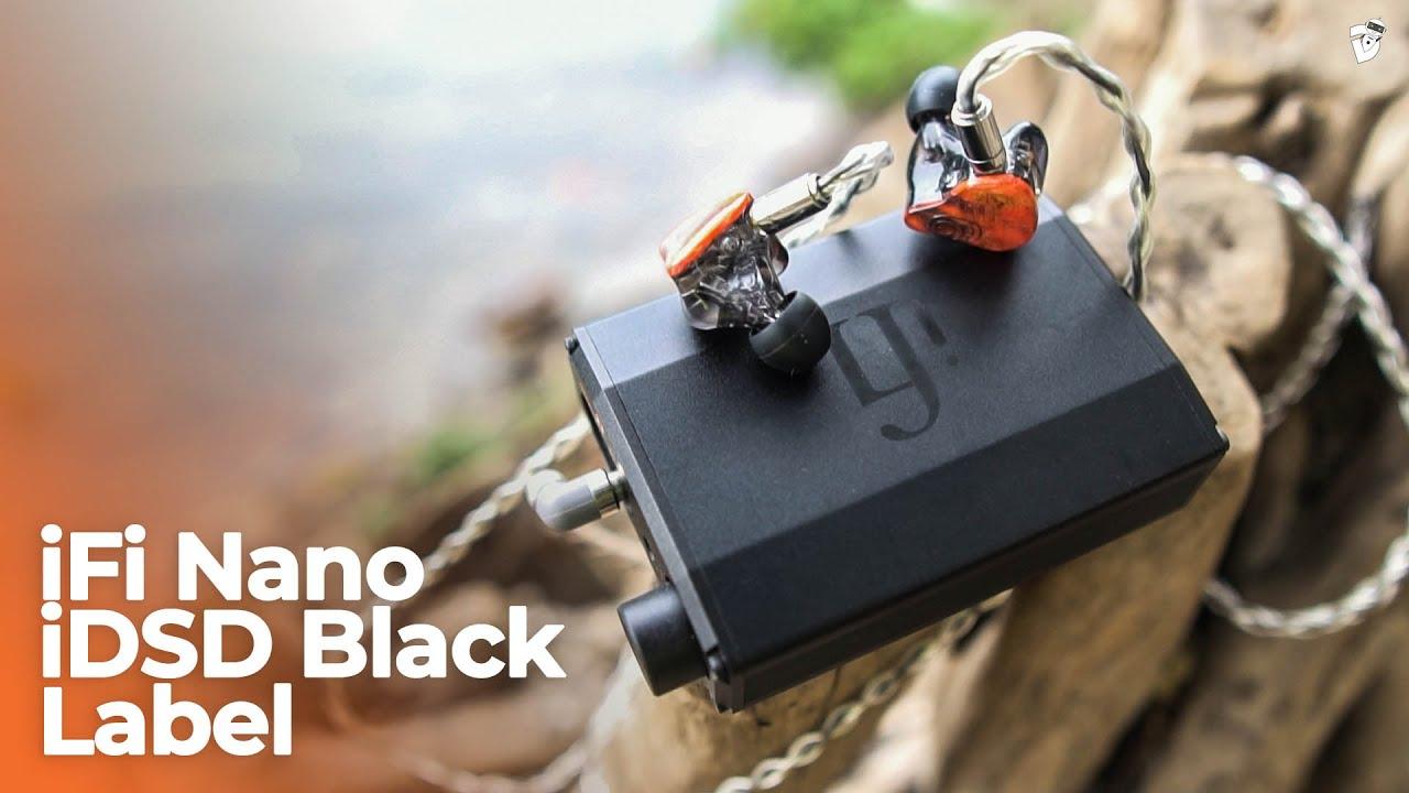 For Better Audio | iFi Audio Nano iDSD Black Label Review (Bangla Review)