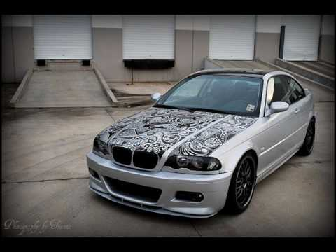 bmw e46 330ci art car youtube. Black Bedroom Furniture Sets. Home Design Ideas