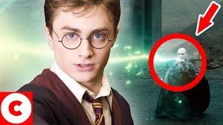 10 Erreurs De Films d HARRY POTTER Que Vous N avez Jamais Remarqué