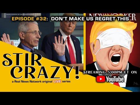 Stir Crazy! Episode #32: Don't Make Us Regret This!