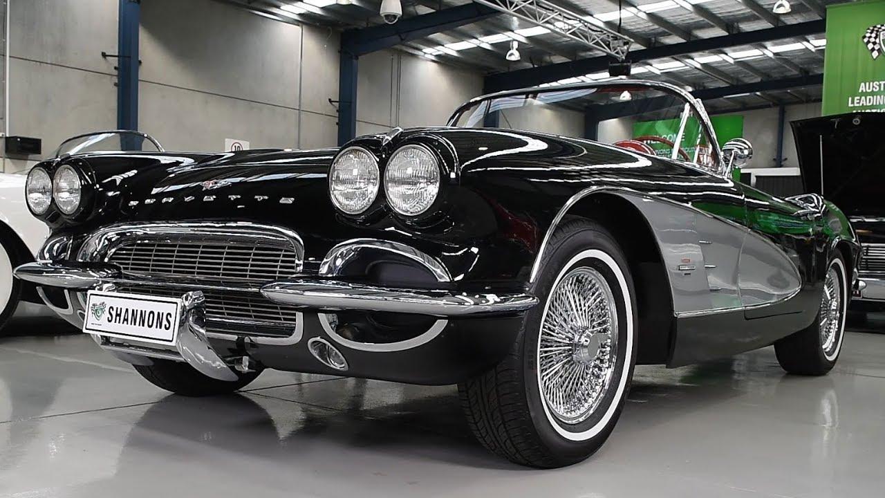 1961 Chevrolet Corvette Roadster (LHD) - 2017 Shannons Melbourne Spring Classic Auction
