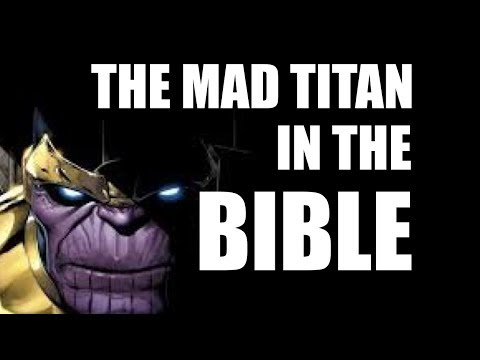 Marvel Comics - Thanos In The Bible Mp3