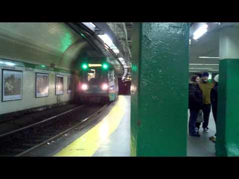 Boston, MA - Government Center Station, Green Line