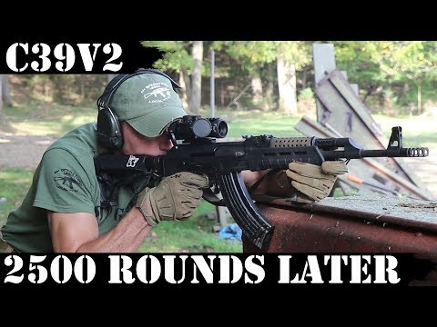 C39V2 2500 Rounds Later: Drop Me Down!