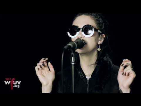 "Kristin Kontrol - ""X-Communicate"" (Live at WFUV)"