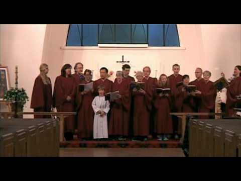 Hornsey Parish Church Choir - God so loved the world.mov