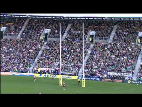 Northampton Saints 26-24 Gloucester Rugby - Aviva Premiership Rugby Highlights Round 1 | 04-09-11