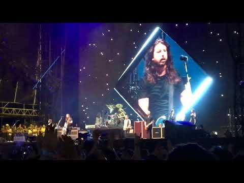 Foo Fighters - Sky is a Neighborhood @ Firenze Rocks