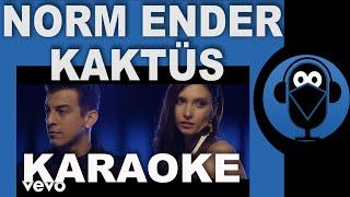 Norm Ender - Kaktüs / KARAOKE / Sözleri / Lyrics / Beat ( Cover ) Resimi