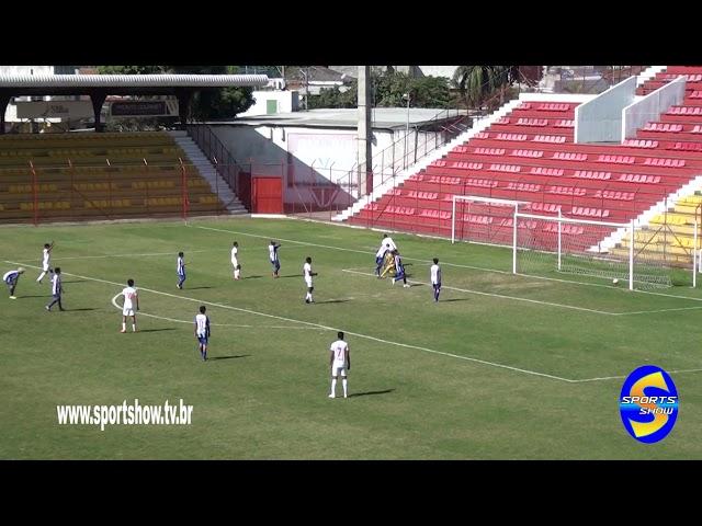 Gols de Audax 2 X 1 Nacional cat  sub 13 campeonato paulista de futebol 2019
