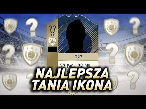 FIFA 18 - Najlepsza tania ikona w grze! - TOP 3