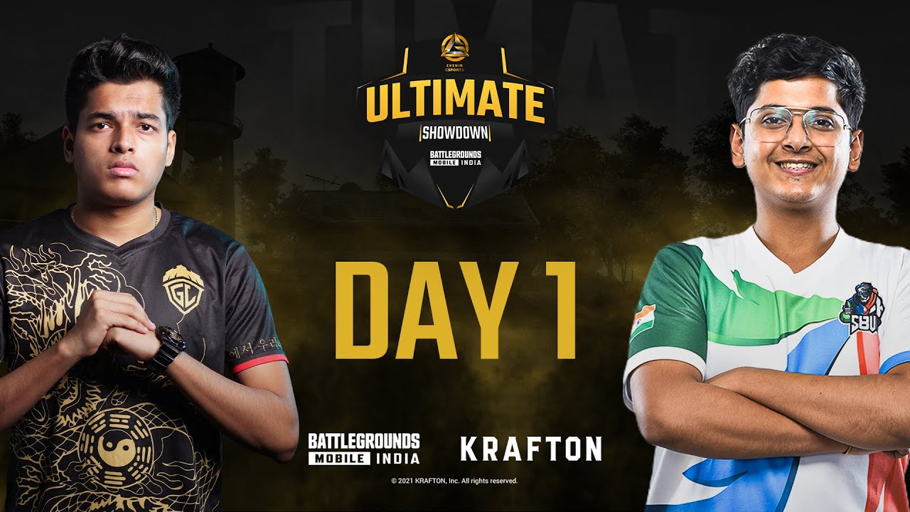 CHEMIN Esports Ultimate Showdown   Battlegrounds Mobile India - Day 1   Villager Esports