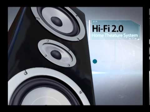 Audionic Home Theater