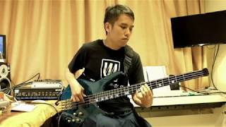 Status S2 Bass -Level 42 Love game Mark King cover