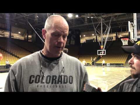 Tad Boyle 2/8 Post Practice Interview