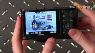видео Гибридный фотоаппарат Samsung NX200