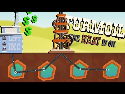 Gas EVERYWHERE and RECORD OIL SUPPLY! - Turmoil The Heat is On Gameplay