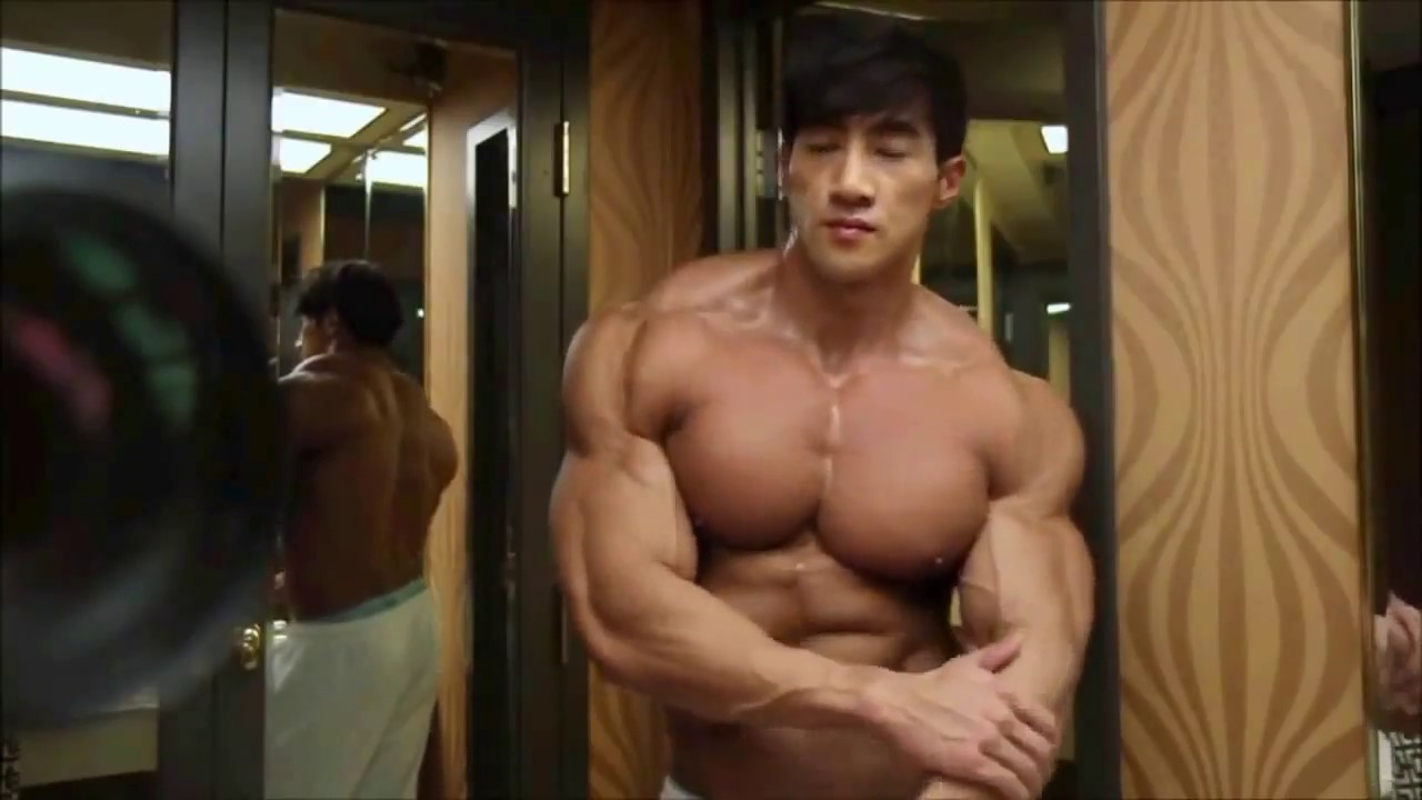 Download Chul SooN Workout and pose down